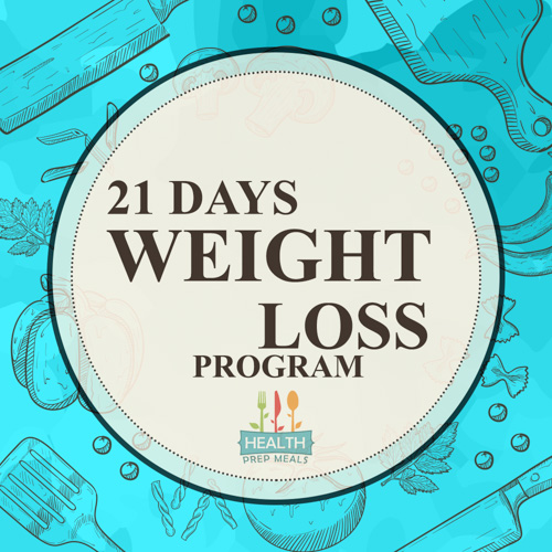 21 Days Weight Loss Program